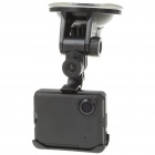 "1.3MP Wide Angle Car DVR Camcorder with Night Vision & TF Slot (2.0"" LCD)"