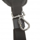 Quick Double Shoulder Belt Strap w/ 2 Metal Locks for 2 DSLR Cameras