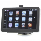 "7.0"" WinCE 5.0 GPS Navigator w/ Rearview Camera/4GB Australia & New Zealand Maps TF Card"