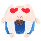 Buy Cute Short Plush Piggy Doll Toy with Suction Cup
