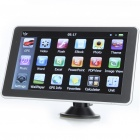 "7.0"" Touch Screen LCD WinCE 6.0 GPS Navigator w/ FM + Internal 4GB Memory USA Maps"