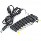 Laptop Charging Connectors Set (10-Piece Pack)