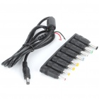 Laptop Charging Connectors Set (8-Piece Pack)