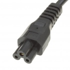 Universal AC Power Cable for PC/Laptop (1.8m-Length/EU Plug)