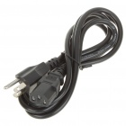 Universal AC Power Cable (1.8M-Length / US Plug)