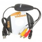 USB 2.0 Video & Audio Grabber Capture