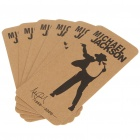 Michael Jackson Bookmarks (6-Piece Pack)