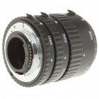 MEIKE MK-N-AF1-A Auto Focus Macro Extension Tube Set for Nikon DSLR