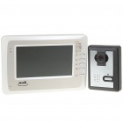 "7"" LCD CMOS Video Door Phone"