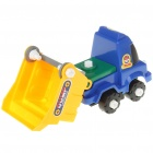 Intellectual Development DIY Tipping Wagon Toy with Tools - Random Color