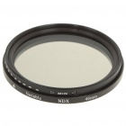 Neutral Density ND2-ND400 Fader ND Filter (46mm)