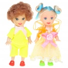 Charming Lovely Dress Suit Girls Doll Toy