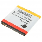 Replacement 3.7V 1650mAh Battery for HTC G14