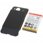 Replacement 3.7V 3600mAh Battery Pack with Back Case for HTC EVO Shift 4G