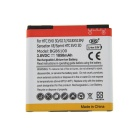 Replacement 3.7V 1850mAh Battery for HTC EVO 3D