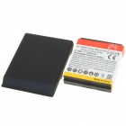 Replacement 3.7V 3500mAh Battery Pack with Back Case for Motorola A855/955