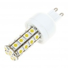 G9 5.5W 3500K 360-Lumen 30-SMD LED Warm White Light Bulb (85~265V)