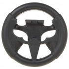 Plastic Racing Wheel for PS3 - Black