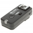 FSK 2.4GHz Wireless Flash Trigger Receiver for Nikon DSLR + More (2 x AAA)