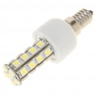 E14 5.5W 6500K 360-Lumen 30 x 5050 SMD LED White Light Bulb (85~265V)