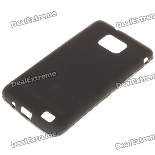 Protective PVC Back Case for Samsung Galaxy S II i9100 - Black david buckham executive s guide to solvency ii