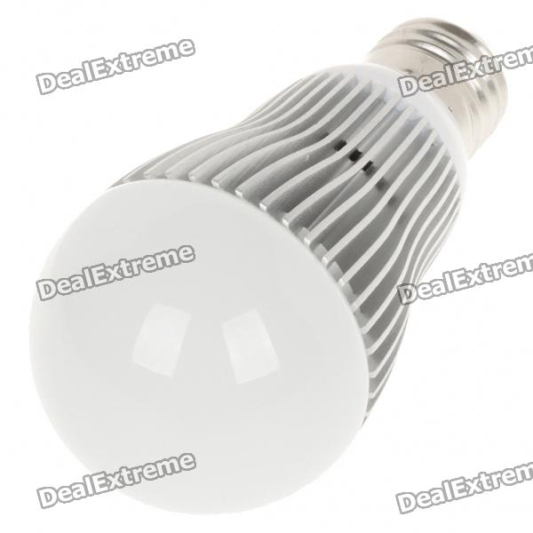 E27 6W 6500K 540-Lumen 6-LED White Light Bulb (AC 85~265V) e27 6w 6 led 540 lumen 6000k white light bulb 85 265v ac