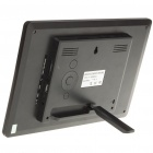 "10.2"" TFT LCD Digital Photo Frame with USB/SD/MMC/MS/XD - Black (800 x 480px)"