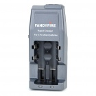 FandyFire All-in-One Charger for 14500/17500/18500/17670/18650 Batteries