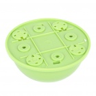 PIR Motion Activated 2-Mode 6-LED White Light - Green + White (4 x AAA)