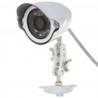 Waterproof Surveillance Security Camera w/ 18-LED IR Night Vision