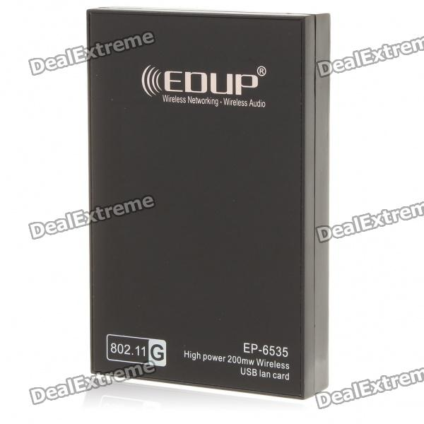 EP-6535 54Mbps 2.4GHz 802.11b/g USB 2.0 WiFi Wireless Network Adapter