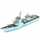 Intellectual Development DIY 3D Paper Puzzle Set - Warship