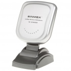 SI-G98000 5800mW 150Mbps 2.4GHz 802.11b / g / n USB 2.0 WiFi Wireless Network Adapter
