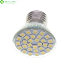 E27 5.5W 360LM Warm White Light 30*5050 SMD LED Cup Bulb (AC 85~265V)