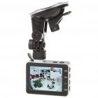 "300KP Wide Angle Car DVR Camcorder w/ TF Slot (2.8"" LCD)"