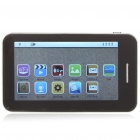 "4.3"" Touch Screen MP5 Media Player with FM/TF/TV-Out - Black (4GB)"