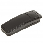 USB 2.0 Fingerprint Security Lock Flash/Jump Drive - Black (8GB)