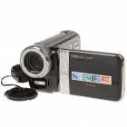 5.0MP CMOS 720P Digital Video Camcorder w/ 4X Digital Zoom/HDMI/TV/SD (3.0