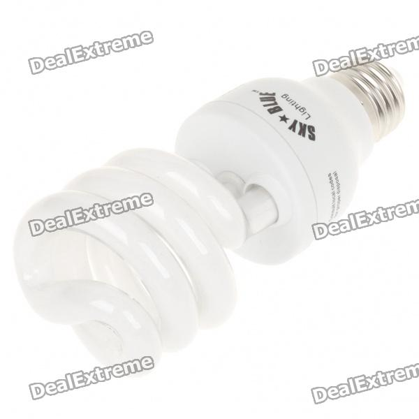 E27 25W 2700K 1350-Lumen Negative Ion Air Purifier Energy Saving Warm White Light Bulb (220~230V)