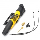 Portable Bike Bicycle Air Pump - color al azar