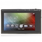 "ZT-101 Portable 3"" LCD Media Player w/ Camera/FM/AV-Out/TF - Black + Silver (2GB)"