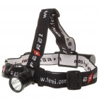 FEREI HL08 Cree Q5 2-Mode 220-Lumen White LED Headlamp - Black (1 x 18650)