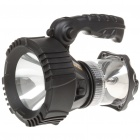 2-in-1 AC Rechargeable 1W 60-Lumen 1-LED Spotlight/Searchlight + Camping Lamp