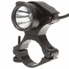 FEREI B5 Water Resistant CREE MC-E 4-Mode 480-Lumen Memory LED White Bike Light w/ Battery Pack