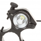 FEREI B3 Water Resistant CREE R5 3-Mode 320-Lumen Memory LED White Bike Light w/ Battery Pack
