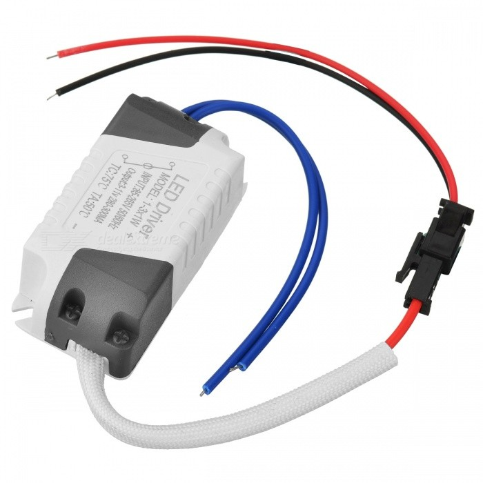 3W Power Driver for LED Light Bulb (AC 90~265V) 100w driver for high power led 100 watt led light lamp ac 85v 265v