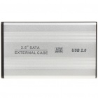 "USB 2.0 2.5"" SATA HDD Enclosure"