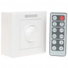 LED Dimmer with 12-Key IR Remote Controller (DC 12V)