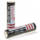 "18650 Rechargeable ""3600mAh"" Li-ion Batteries (Pair)"