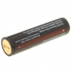 "Protected 18650 Rechargeable ""3600mAh"" Li-ion Batteries (Pair)"